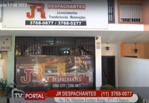 Comercial JR Despachantes – TV PORTAL